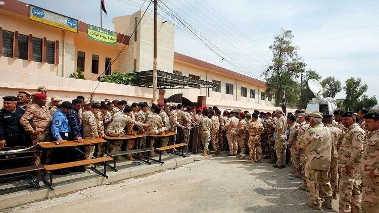 مفوضية الانتخابات العراقية: نسبة المشاركة في التصويت الخاص بلغت 78%