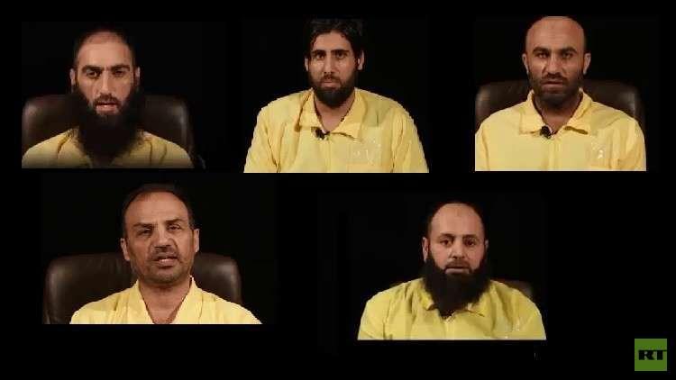 الاستخبارات العراقية تنشر تسجيلات لخمسة من قادة