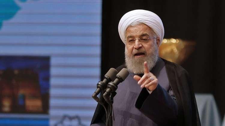 روحاني لميركل: لا نرحب بتوتر جديد في المنطقة