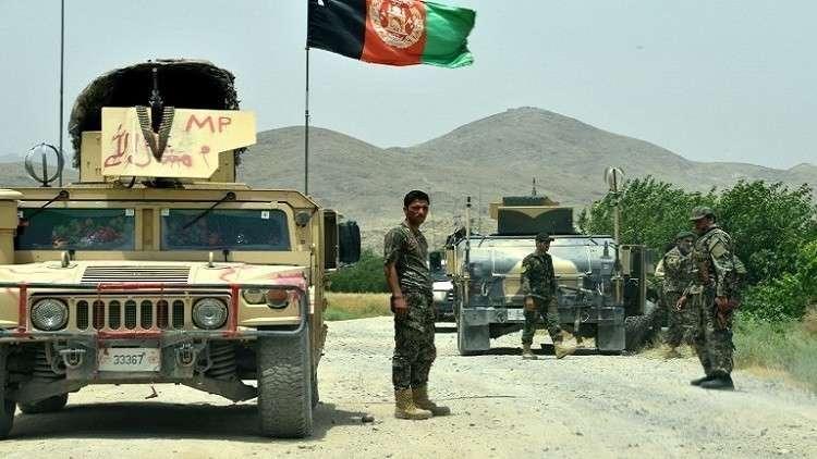 مقتل أكثر من 40 عسكريا وشرطيا أفغانيا في هجمات لطالبان