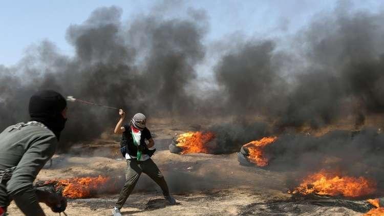 إسرائيليون يفشلون بإطلاق طائرة ورقية ويحرقون مزارع إسرائيلية