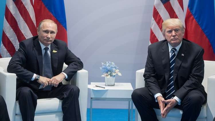 الكرملين: التحضير للقاء بين بوتين وترامب يتعثر