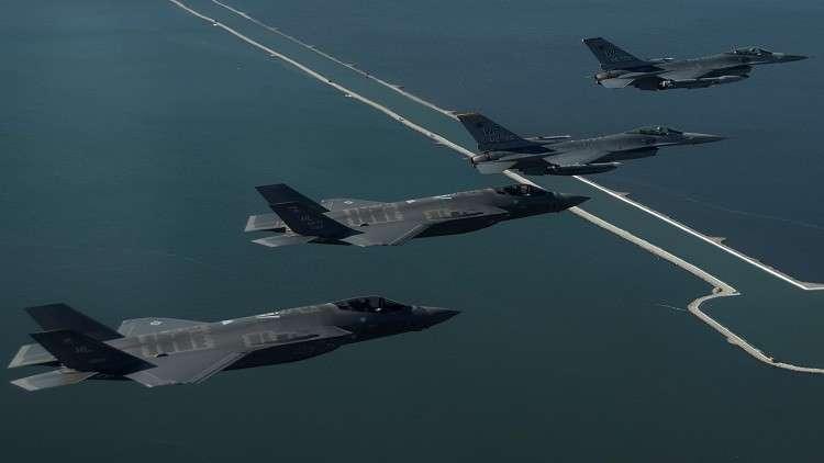 البنتاغون يطيل العمر الافتراضي لطائرة F-16!