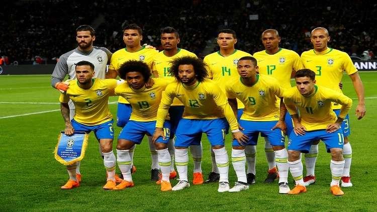 رسميا: داني ألفيس لن يشارك مع البرازيل في مونديال روسيا