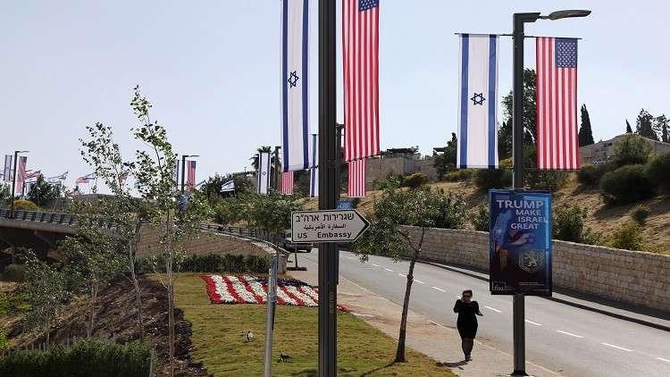وسائل إعلام: إسرائيل تحبط إدانة أوروبية لنقل السفارة الأمريكية