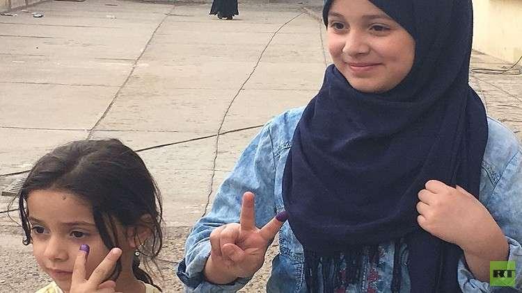 العراقيون ينتخبون برلمانا جديدا