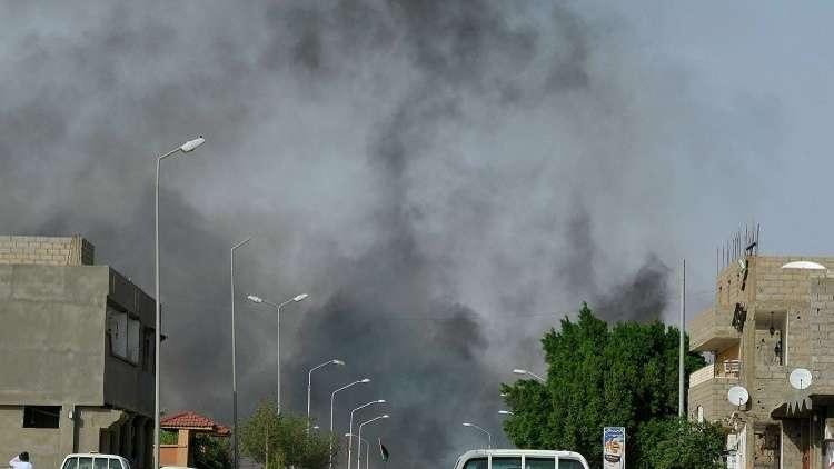 4 قتلى و12 جريحا من اللواء السادس في اشتباكات سبها الليبية