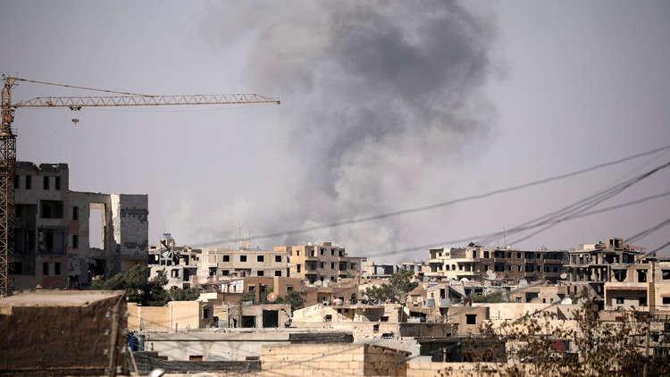 قتلى في غارات للتحالف الدولي على الحسكة السورية