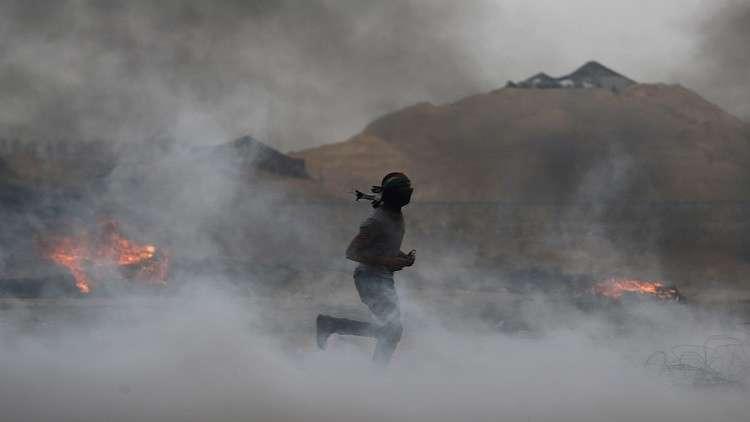 إسرائيل تجدد قصفها لقطاع غزة  للمرة الثالثة