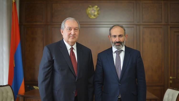 اكتمال تشكيل الحكومة الأرمينية بتعيين وزير الخارجية