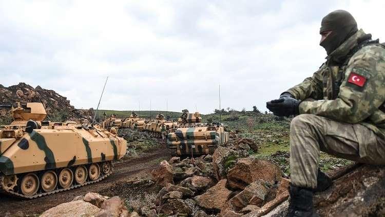 الجيش التركي يعثر على أسلحة في مغارة شمالي العراق