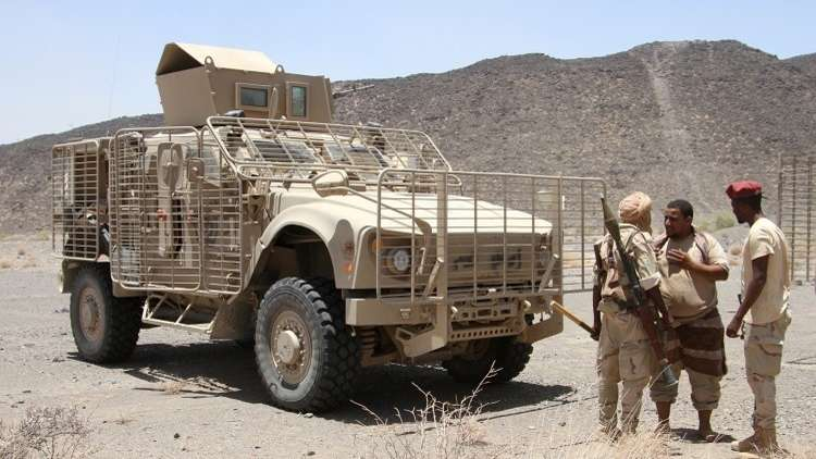 قوات هادي تسيطر على مواقع محورية جديدة غرب تعز