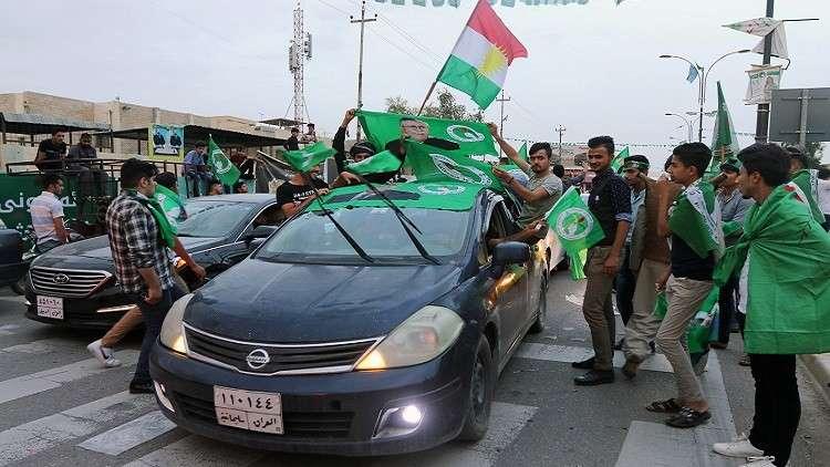 العبادي يدعو القوات الأمنية إلى ضبط الأمن في إقليم كردستان وكركوك