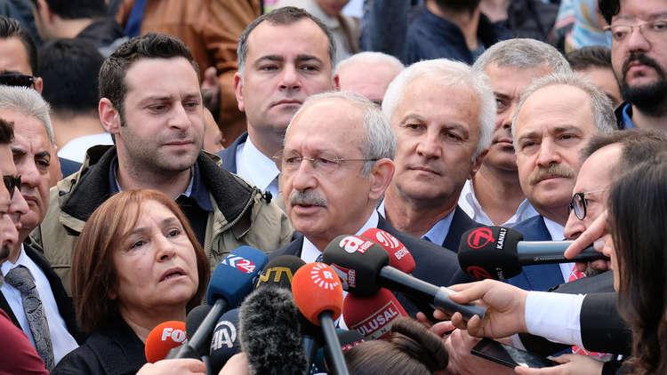 زعيم المعارضة التركية يتعهد بحل مشاكل الشرق الأوسط في 4 أشهر