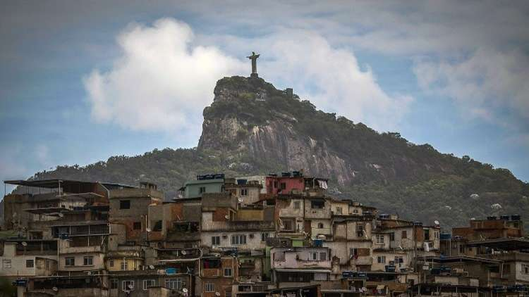 لص برازيلي  يختار الضحية الخطأ!