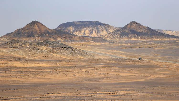 مشروع مصري روسي إيطالي للغاز في صحراء مصر