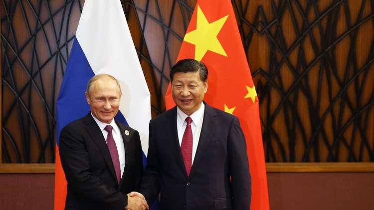 بكين تتوقع بيانا مشتركا لبوتين وشي جين بينغ