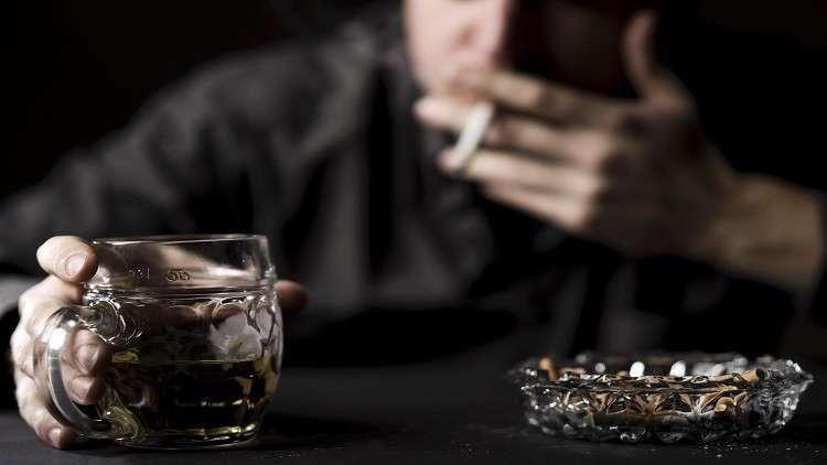 نسب الوفيات بسبب الكحول والتبغ تثير القلق!