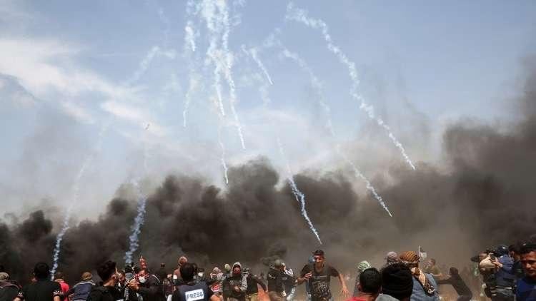 القيادة الفلسطينية تبحث الأوضاع في القدس