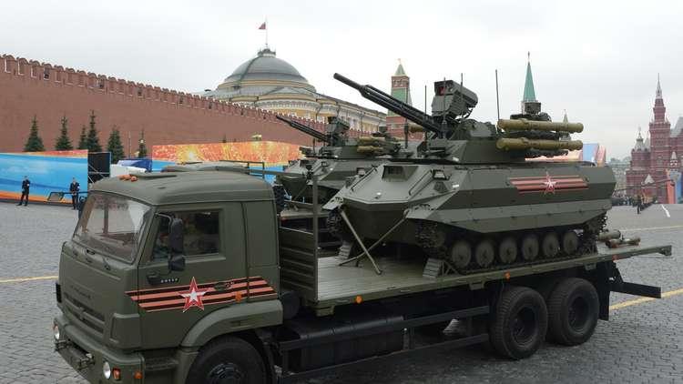 الولايات المتحدة تعترف بتفوق روسيا في تطوير الدبابات المسيرة
