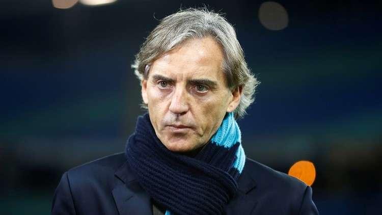 مانشيني ينفصل عن زينيت الروسي لتدريب منتخب إيطاليا