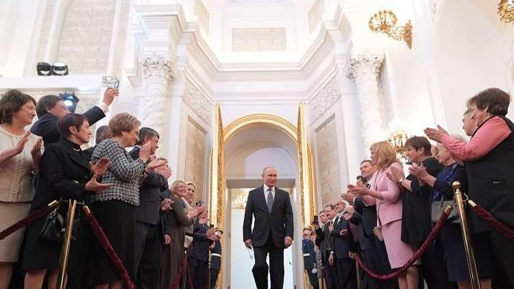 مجلس الاتحاد الروسي: الغرب خطط كثيرا للحيلولة دون فوز بوتين في الانتخابات
