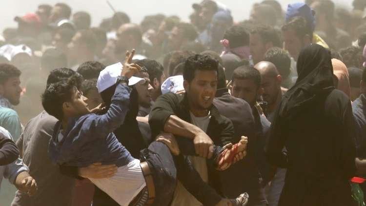الحكومة الفلسطينية تناشد المجتمع الدولي التدخل لوقف مجازر غزة