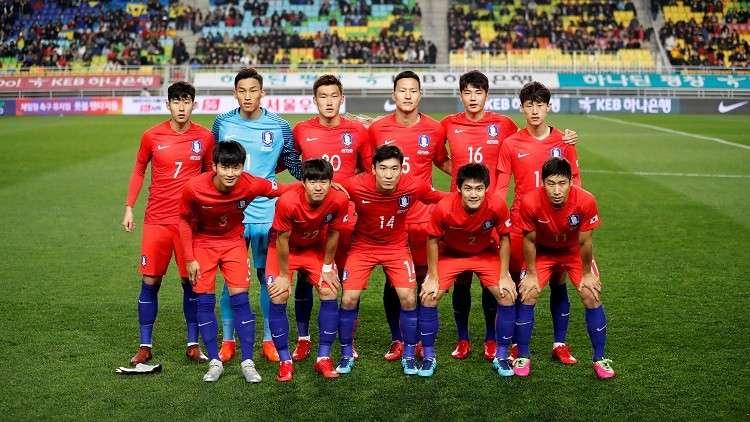 لاعب من أكاديمية برشلونة ضمن تشكيلة كوريا الجنوبية المبدئية لمونديال 2018