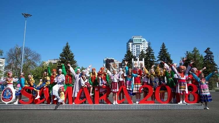 افتتاح مونديال روسيا يشهد حدثا تاريخيا