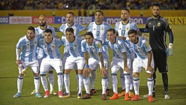 Rt Arabic مفاجأة لا تروق لميسي في قائمة الأرجنتين لكأس
