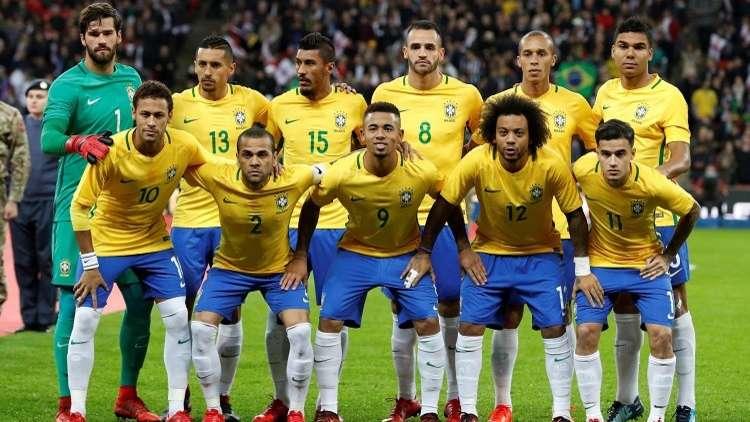 تيتي يكشف قائمة البرازيل لمونديال 2018
