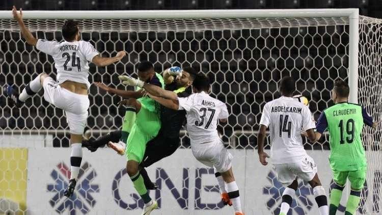 السد القطري يطيح بالأهلي السعودي من دوري الأبطال