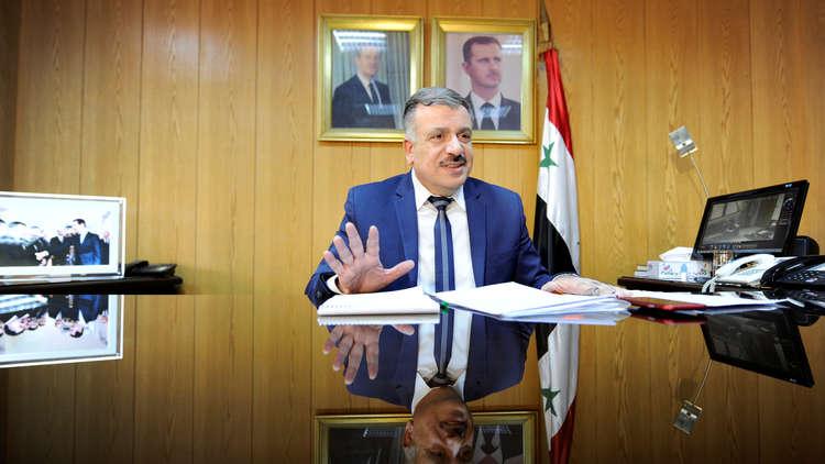 وزير الكهرباء السوري يعد بصيف كهربائي مريح