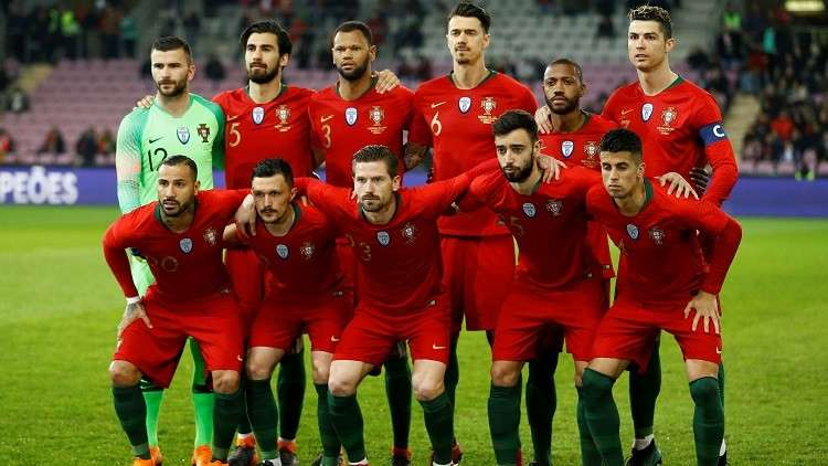 مونديال 2018.. رونالدو على رأس القائمة الأولية للبرتغال