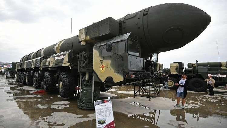 روسيا تقلص إطلاقات صواريخ