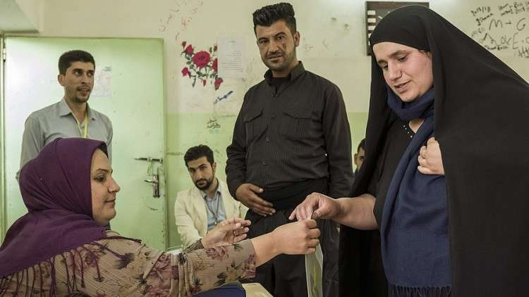 العراق: مناورات سياسية بين السعودية وإيران