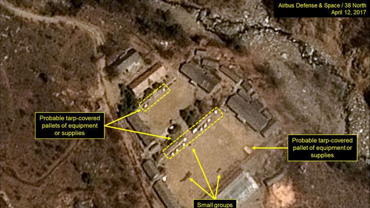 خبراء أمريكيون يشيدون بتقدم كوريا الشمالية