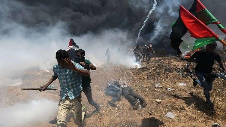 الكرملين: مقتل عشرات الفلسطينيين في غزة لا يمكن إلا أن يثير قلقنا البالغ
