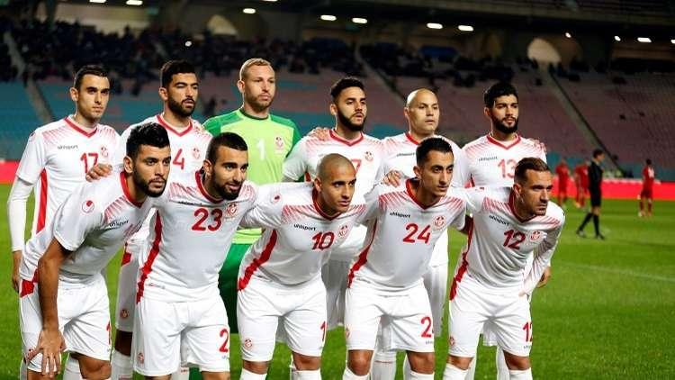 قائمة منتخب تونس الأولية لمونديال روسيا