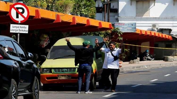 الشرطة الإندونيسية: القضاء على مشتبه بتورطه في التفجيرات الأخيرة