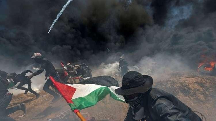 وزير بريطاني يدعو إلى تحقيق مستقل في مقتل عشرات الفلسطينيين شرقي غزة