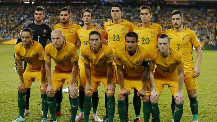 المخضرم كاهيل ضمن قائمة أستراليا الأولية لمونديال 2018