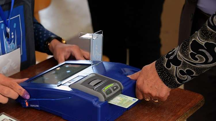 إيران تثني على سير الانتخابات في العراق