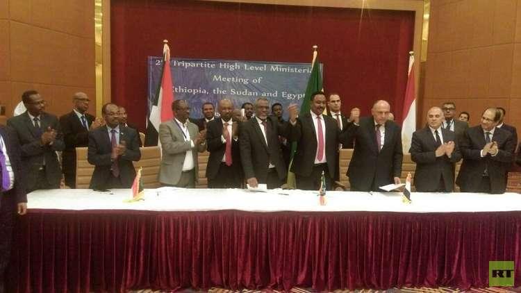قمة كل 6 أشهر بالتناوب بين مصر والسودان وإثيوبيا