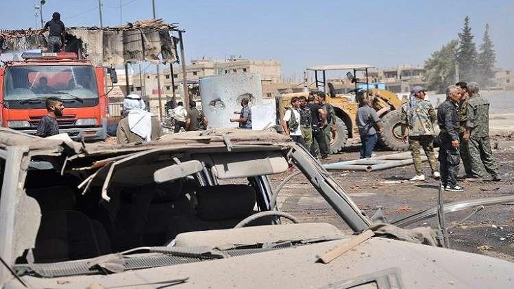 مقتل شخصين بانفجار سيارة في القامشلي السورية يرجح أنها كانت مفخخة