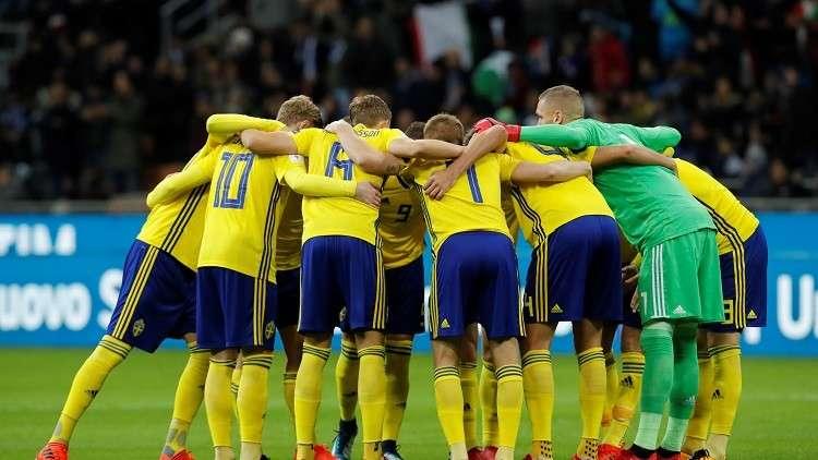 """مونديال 2018.. السويد يتيمة """"السلطان"""""""