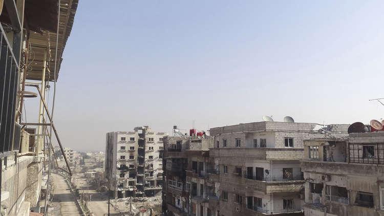 دمشق تختار نموذجا تنظيميا لداريا التي دمرتها الحرب