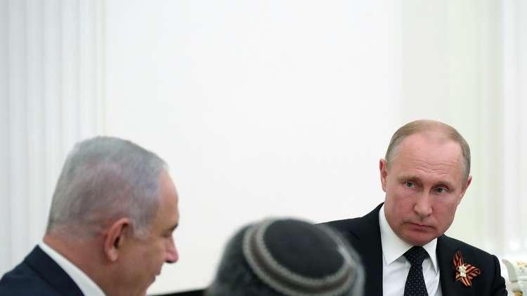 بأي شيء كانت حراسة بوتين أفضل من حراسة نتنياهو