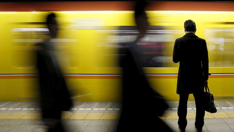 اعتذار شركة يابانية لمغادرة قطار قبل موعده بـ25 ثانية