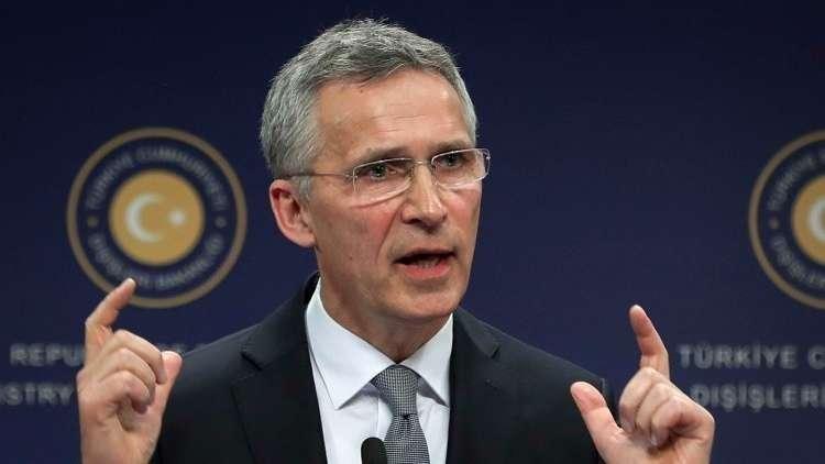 ستولتنبرغ: الناتو يسعى لحوار روسيا ولا يتطلع لحرب باردة أو سباق تسلح معها